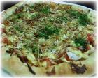 トマ豚(とん)ピザ
